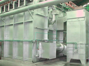 80T Gas Heating Injection Type Annealing
